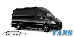 Orange County Luxury Van service