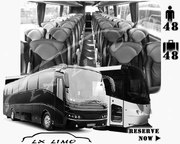 Orange County coach Bus for rental | Orange County coachbus for hire