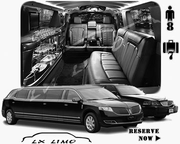 Limo from Orange County airport