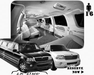 Navigator SUV Orange County Limousines services