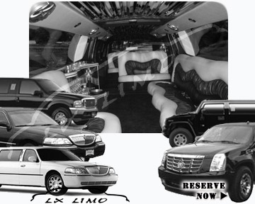 Stretch Limos for rental